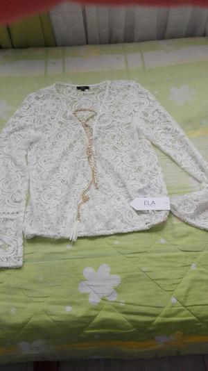 Blusa Ela Original Nueva Talla S