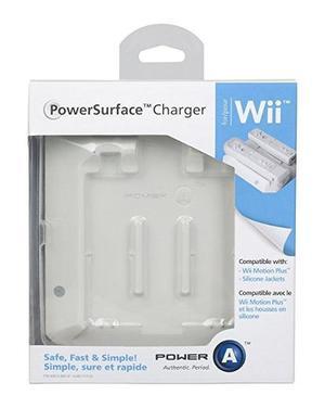 Cargador De Controles Wii Powersurface Charger - Powera