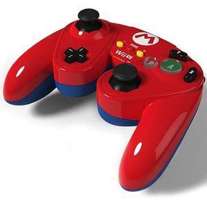 Controlador Con Cable De Nintendo -ma, Mario (wii