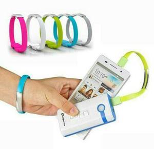 Genial Manilla Cable Usb Portatil Para Iphone 5 Y 6 Ojo No5s