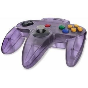 Hyperkin Cirka N64 Controlador M-ap, Púrpura Atómica