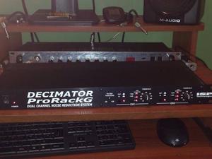 Isp Decimator Pro Rack G Perfecto Estado