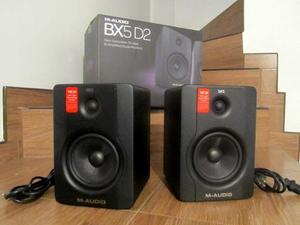 Monitores De Studio Marca M-audio Bx5