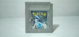 Pokemon Silver Version Ingles Pa Nintendo Game Boy Color Ori