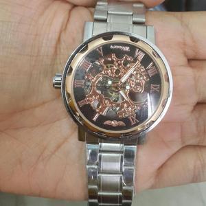 Reloj Winner Esqueleton Mecánico