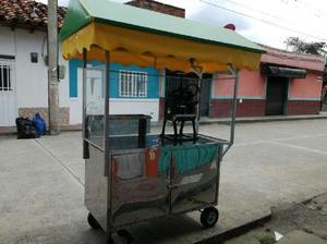 Se Vende Carro para Hacer Cholaos - Obando