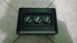 Vendo Interface M-audio Fast Track