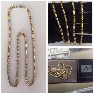 cadena de oro italiano