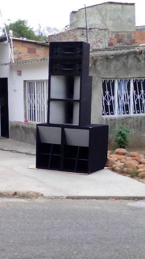 Se Vende Torre de Sonido Profesional