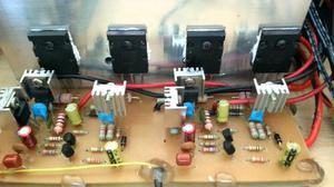 Tarjetas Amplificadores en Vatiage Real