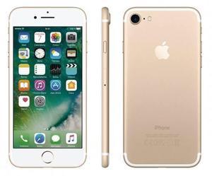 Telefono Celular Smartphone Iphone 7 Gold 32gb