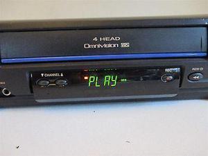 VHS PANASONIC 100 PERFECTO