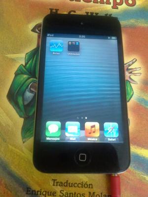 iPod Touch 4g de 32gb Negro Aud Y Mas