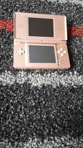 Nintendo Ds Lite Con 15 Juegos