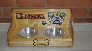 Comedores para Perros