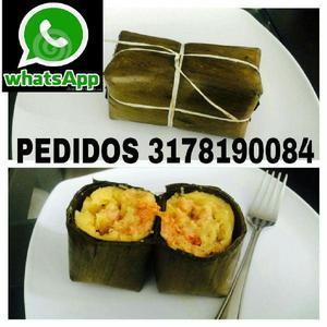 Deliciosos Tamales Caseros - Bucaramanga