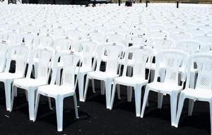 En Piedecuesta Santander alquiler de sillas de diferentes