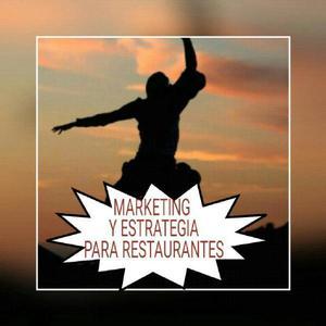 Marketing Y Estrategias para Restaurante - Bogotá