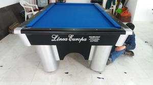 Billares Pool Y Tres Bandas