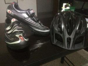 Casco de Bicicleta Deportivo Bonito Zapatillas para