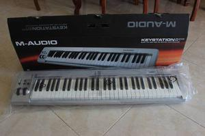 Controlador M- Audio Keystation 61es