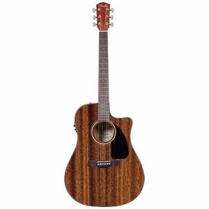 Guitarra Electroacustica Fender Cd140sce Caoba Fishman