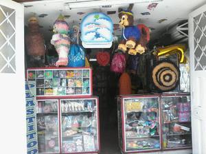 Piñateria. Bien Ubicada. Rentable - Bogotá