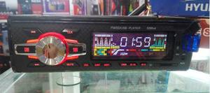 Radio Para Carros Mp3, Usb, Fm, Sd, 2rca, Aux In, 1 Dim