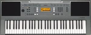 Teclado Electronico Portatil Yamaha Psr-e353 Con Atril De P.