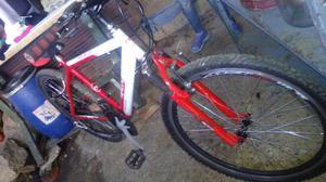 Vendo Bicicleta Tipo Todo Terreno