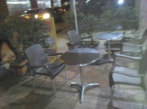 Mobiliario para caf o sal n de onces posot class for Mobiliario para cafes