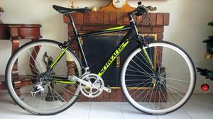 Vendo bicicleta de rutafixie casi nueva.