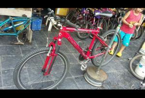 Bicicleta Gt en Aluminio
