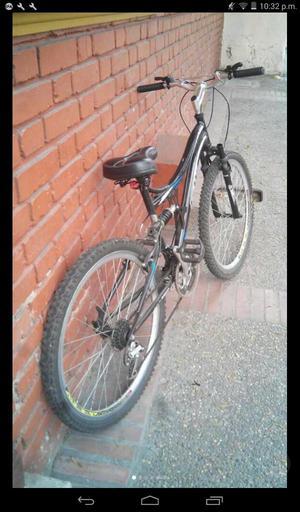 Bicicleta Gw de Segunda. Buen Estado