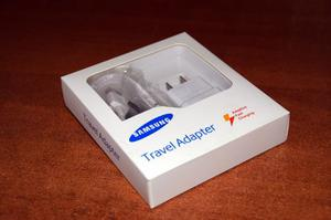 Cargador Original Fast Charger Samsung Galaxy / S6 S7 Note