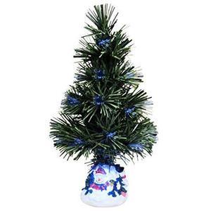 Evelots Color Cambiante Fibra Óptica Navidad Treemulti