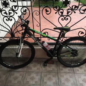 Hermosa Bicicleta Raleight en Aluminio