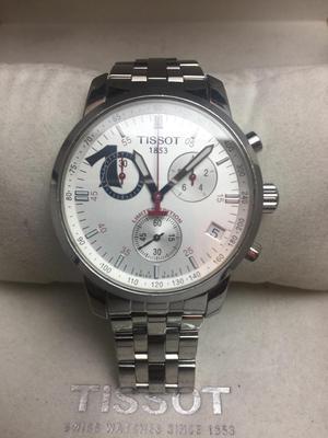 Reloj Tissot Edicion Especal de Michel Owen El Futbolista
