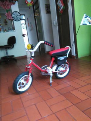 Vendo Bicicleta Pequeña de Lujo