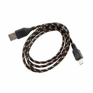 Cable De Datos Iphone 5 Negro