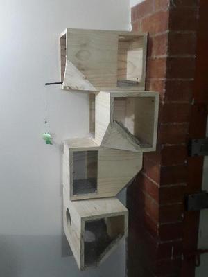 Casa para Gato, Juego de Gato, Rascadero - Bogotá