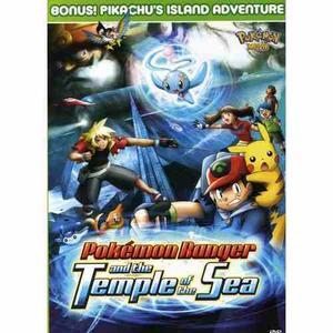 Pokemon:ranger Y El Templo De La
