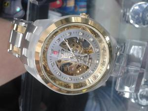 Reloj Swatch Maquinaria Visible Posot Class