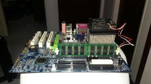 Se Vende Board Ddr1, Memoria Ram de 1gb - Cali