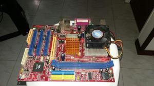 Se Vende Board Ddr1 en excelente estado con disco duro de
