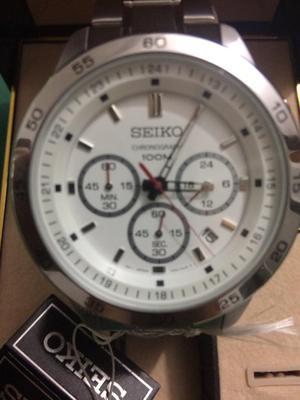Vendo Reloj Seiko Nuevo Y Original