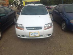 Aveo Sedan Ls Modelo 2013 Semi Full - Bucaramanga