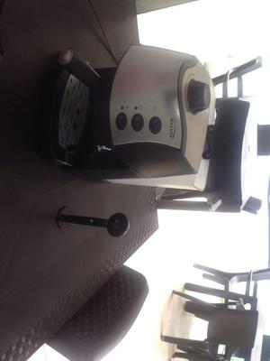 Cafetera Espresso KALLEY KEX150 Negra