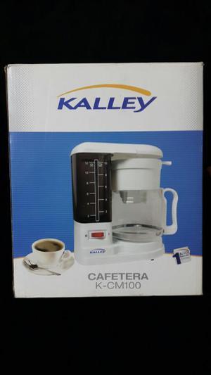 Cafetera Kalley Nueva