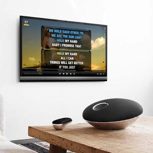 Casa De Máquina De Cantar 2.0 Inalámbrico Bluetooth